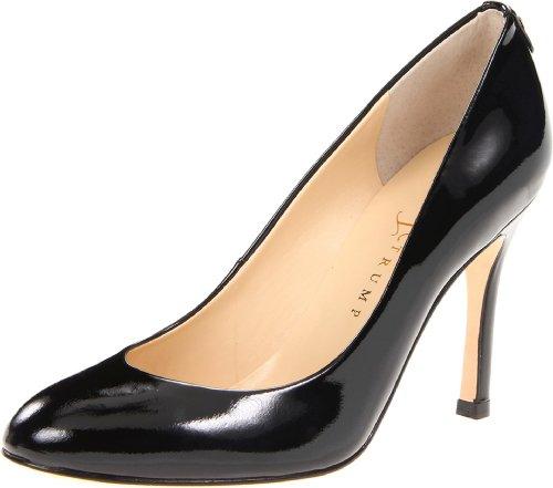 Ivanka Trump Women's Janie Pump,Black Patent,7 M US