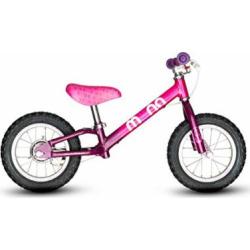 WeeBikeShop Toddler Balance Bike by Muna 12″ Air Tires | Rear Brake | (Purple)