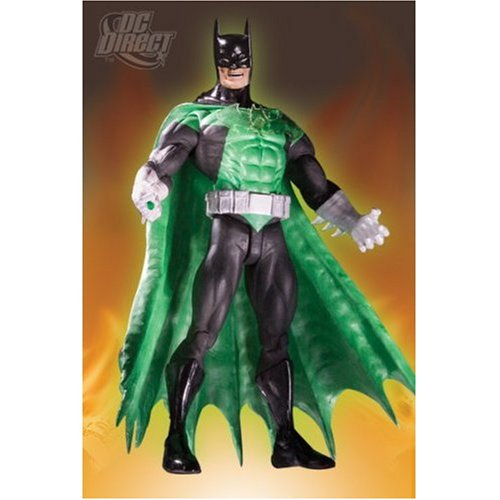 Green Lantern Series 3: Batman as a Green Lantern Action Figure