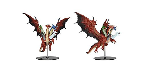 D&D Icons of the Realms: Tiamat Premium Fantasy Miniature Figure
