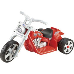 Power Wheels Powerwheels 6V Harley-Davidson Rocker Ride-On