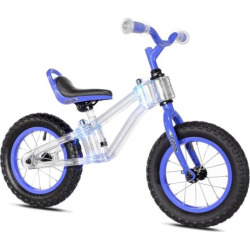 Kazam 12 in. Blinki Balance Bike Purple – 61204