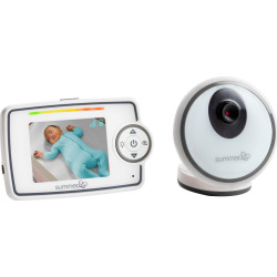 Summer Infant Glimpse Digital Video Monitor White 2.8″ Screen Adjustable Swivel