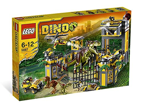 lego dino defense hq 5887 - Allshopathome-Best Price Comparison Website,Compare Prices & Save