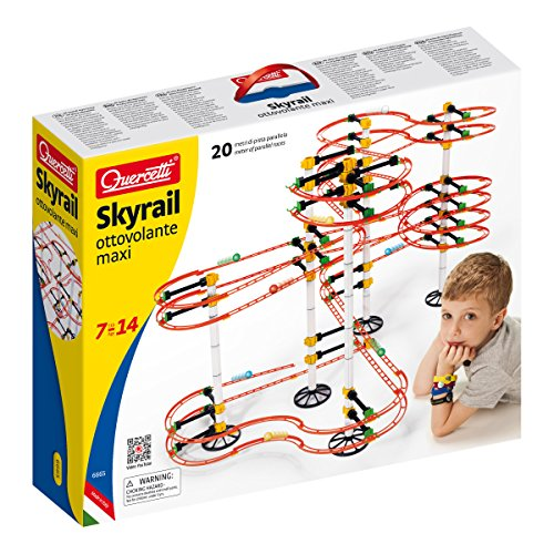 quercetti skyrail ottovolante maxi playset - Allshopathome-Best Price Comparison Website,Compare Prices & Save