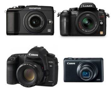The 5 Best Digital Cameras Under $500