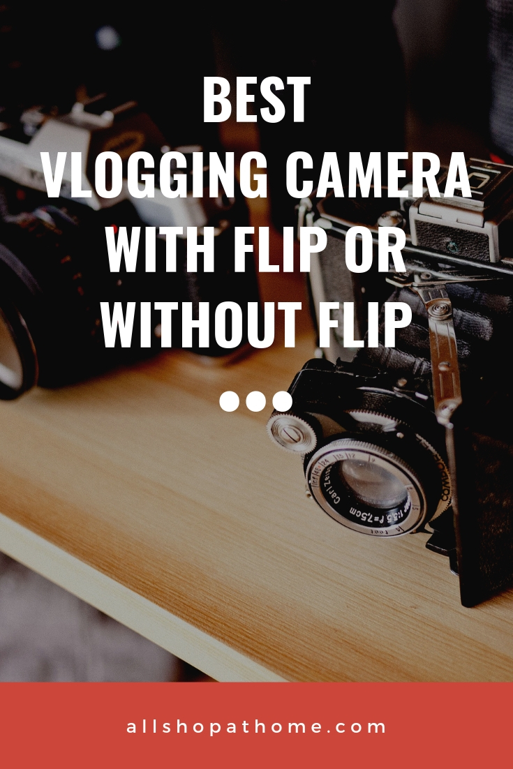 Best Vlogging Camera With Flip Screen Or Without Flip Screen
