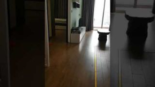 Cho thuê căn hộ 57m2,1+1 phòng ngủ, The Botanica, 104 Phổ Quang, P2,Q.Tân Bình. Giá thuê 15triệu /th