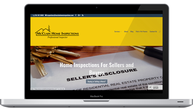 Local Business Home Inspector