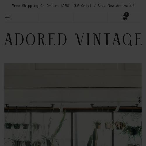 Adored Vintage
