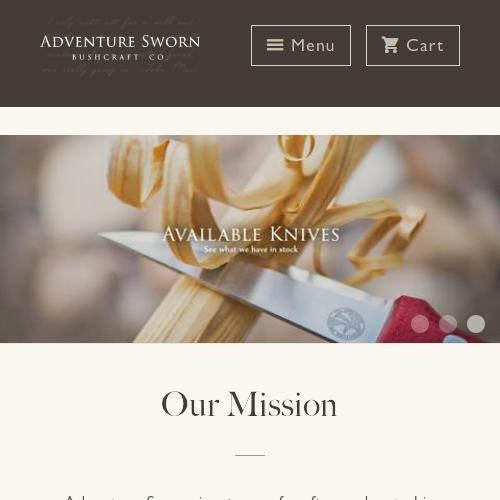 Adventure Sworn Bushcraft Co.