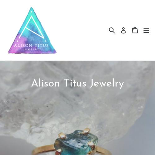 Alison Titus Jewelry