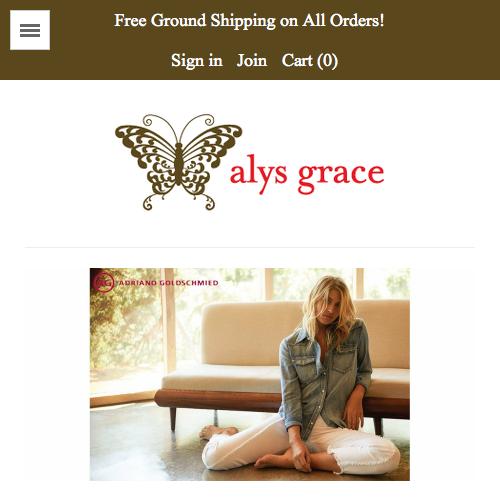 Alys Grace