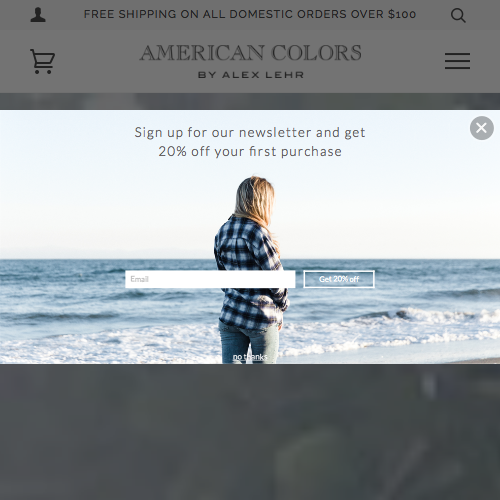American Colors Clothing