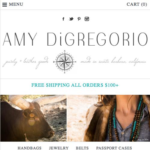 Amy DiGregorio
