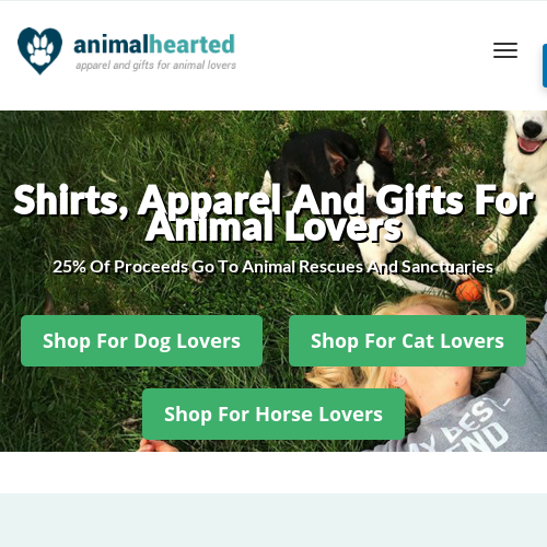 Animal Hearted Apparel