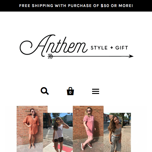 ANTHEM style + gift