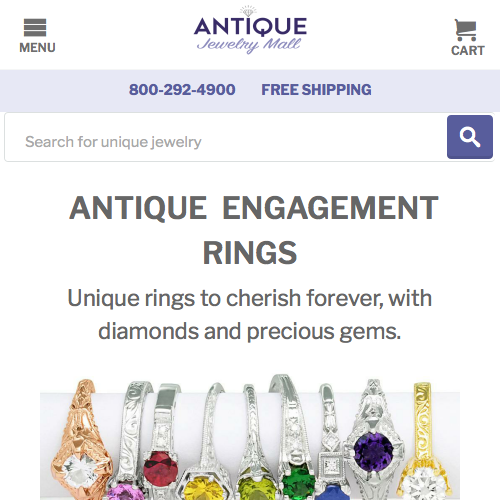 Antique Jewelry Mall