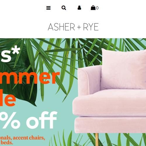 Asher + Rye