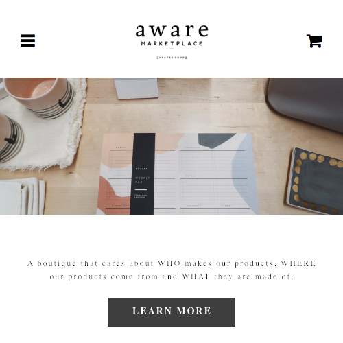 Aware Marketplace