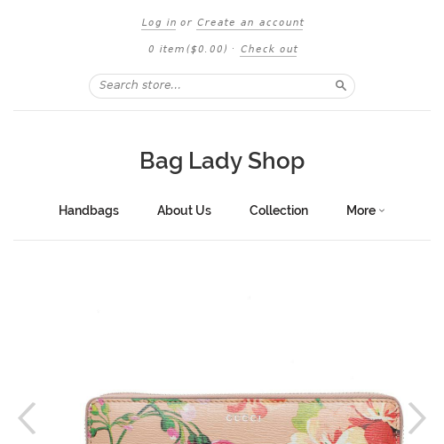 Bag Lady Shop