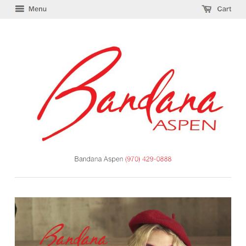 Bandana Aspen