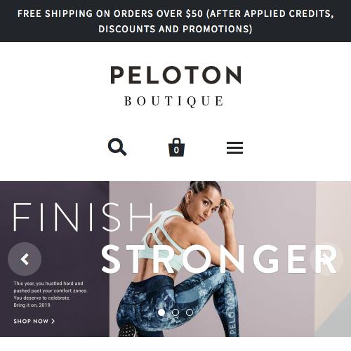 Peloton Boutique