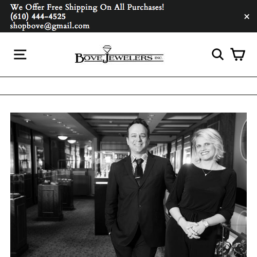Bove Jewelers Inc.