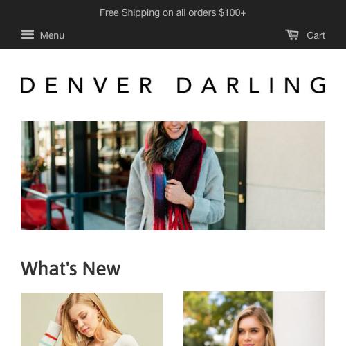 Denver Darling Boutique