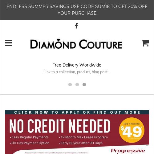 Diamond Couture Spartanburg Sc