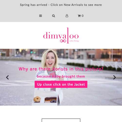 Dimvaloo Activewear
