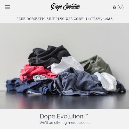 Dope Evolution
