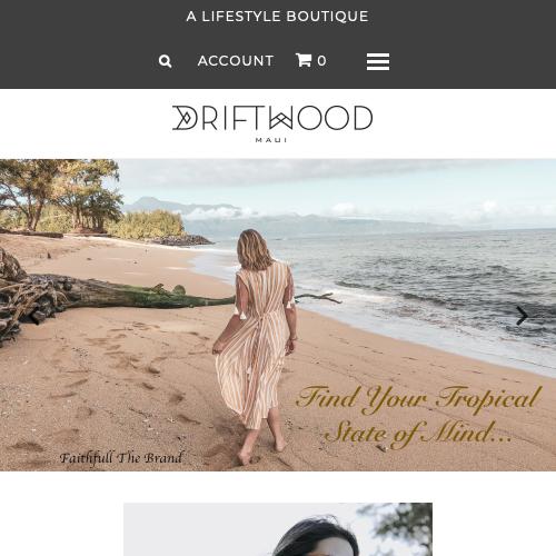 Driftwood Maui