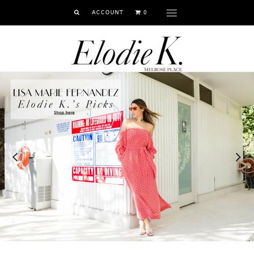 Elodie K