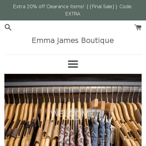 Emma James Boutique