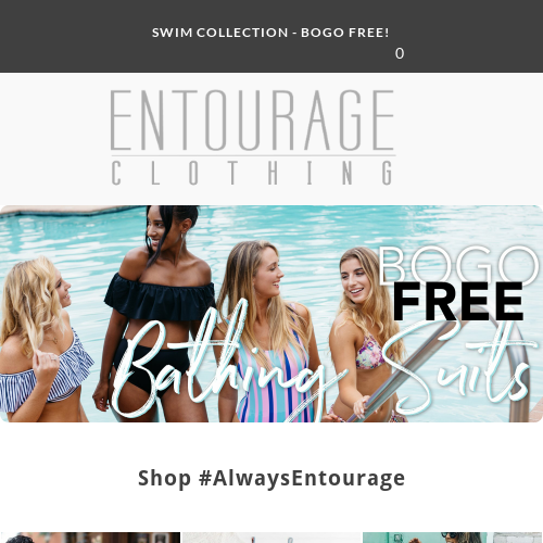 Entourage Clothing