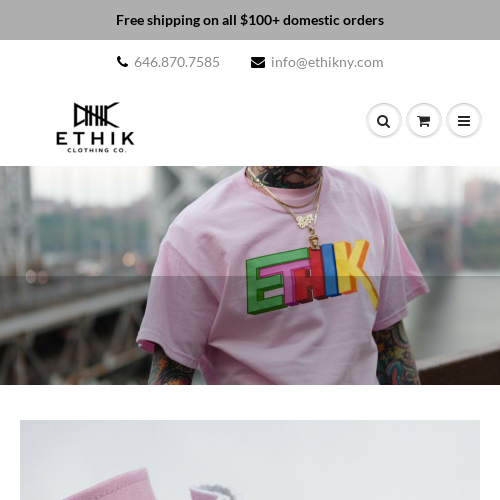 Ethik Clothing Co.