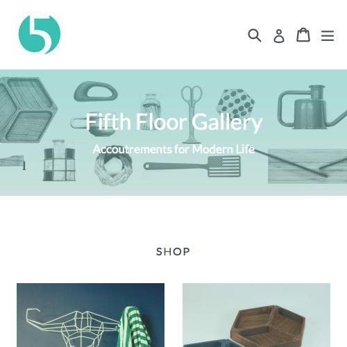 Fifth Floor Gallery