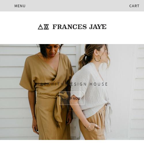Frances Jaye