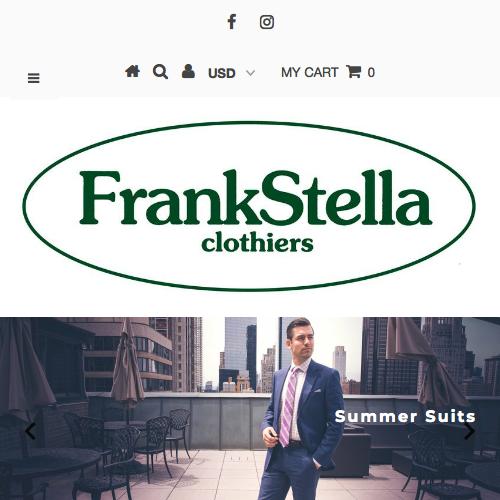 Frank Stella Clothiers