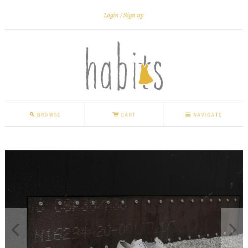 Habits Jackson Hole