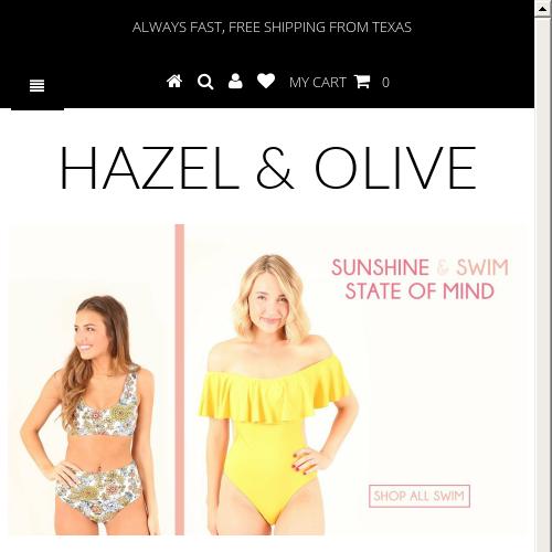 Hazel & Olive