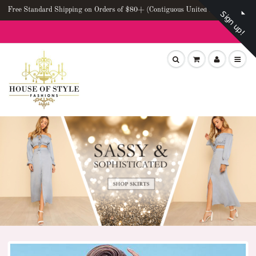 HOUSE OF STYLE FASHIONS