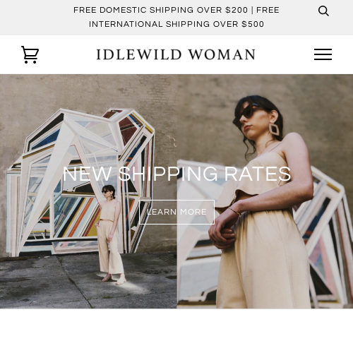 Idlewild Woman