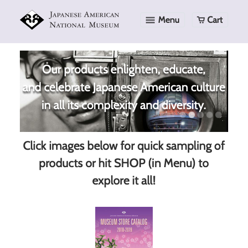 Japanese American National Museum Store