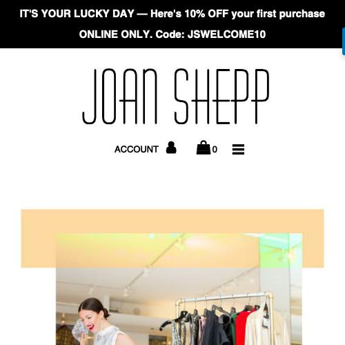 Joan Shepp