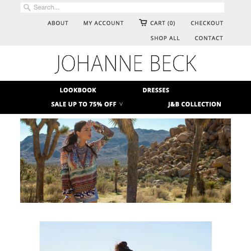 JOHANNE BECK