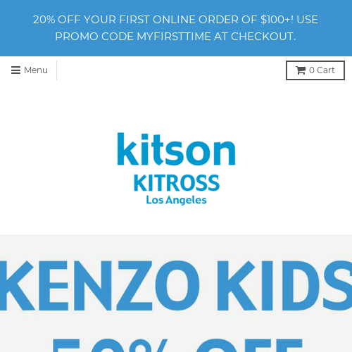 Kitson Kitross LA