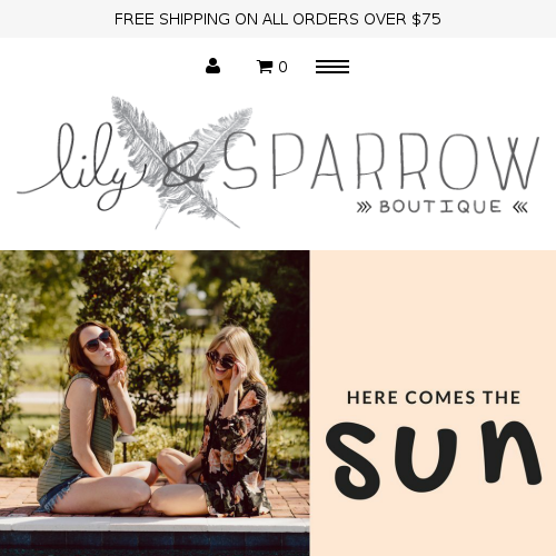 Lily & Sparrow Boutique