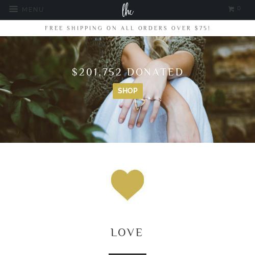 Love, Hope & Cure Designs